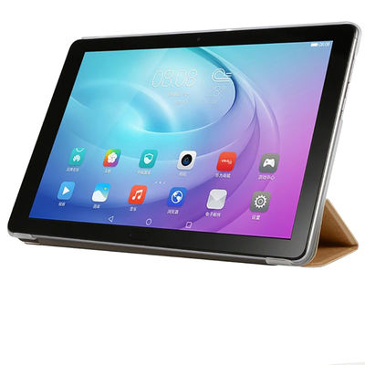 Huawei T3 10 inc Zore Smart Cover Standlı 1-1 Kılıf