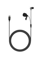 Jmary MC-R6 Type-C Canlı Yayın Yaka Mikrofon - Thumbnail
