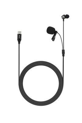 Jmary MC-R6 Type-C Canlı Yayın Yaka Mikrofon