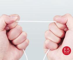 Lapas E5 Type-C Kulaklık - Thumbnail