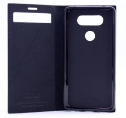 LG V20 Kılıf Zore Elite Kapaklı Kılıf - Thumbnail