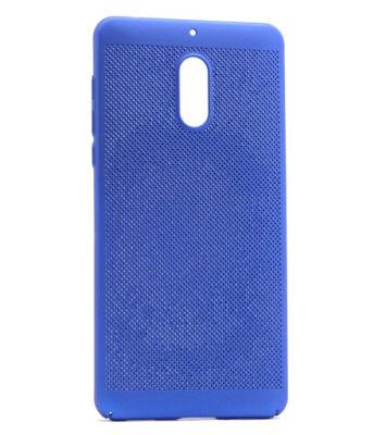 Nokia 6 Kılıf Zore Delikli Rubber Kapak