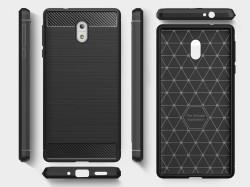 Nokia 6 Kılıf Zore Room Silikon Kapak - Thumbnail