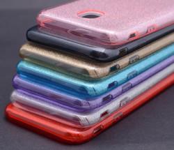 Nokia 6 Kılıf Zore Shining Silikon - Thumbnail