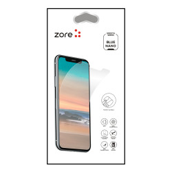 Nokia 6 Zore Blue Nano Screen Protector - Thumbnail