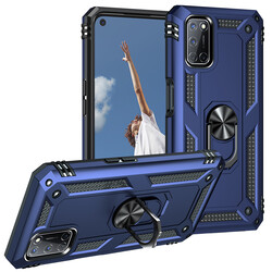 Oppo A52 Kılıf Zore Vega Silikon - Thumbnail