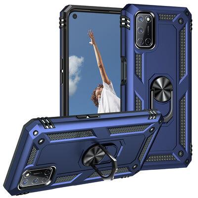 Oppo A52 Kılıf Zore Vega Silikon