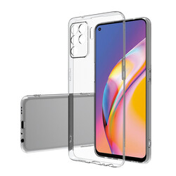 Oppo Reno 5 Lite Kılıf Zore Süper Silikon - Thumbnail