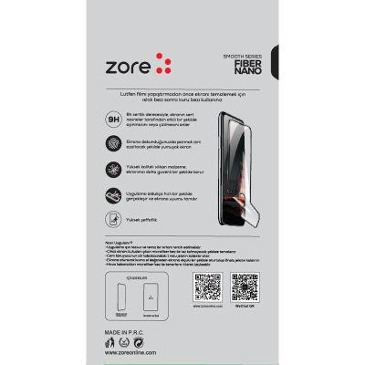 Oppo Reno Zore Fiber Nano Ekran Koruyucu