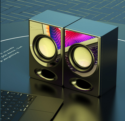 Soaiy SA-C10 Bluetooth Speaker