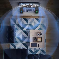 Soaiy SA-L12 Bluetooth Speaker - Thumbnail