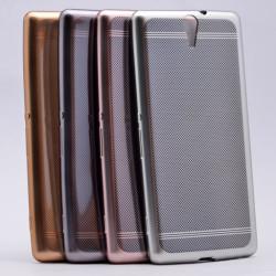 Sony Xperia C5 Ultra Kılıf Zore Storm Silikon - Thumbnail
