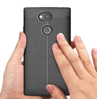 Sony Xperia L2 Kılıf Zore Niss Silikon