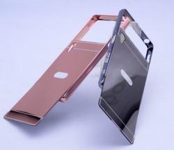 Sony Xperia XA Ultra Kılıf Zore Aynalı Bumper - Thumbnail