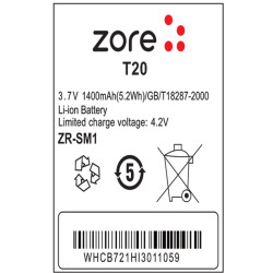T20 Zore A Kalite Uyumlu Batarya - Thumbnail
