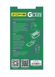 Turkcell T80 Zore Maxi Glass Temperli Cam Koruyucu - Thumbnail
