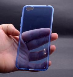 Vestel E3 Kılıf Zore Süper Silikon Kapak - Thumbnail