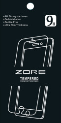 Vodafone Smart 7 Style Zore Temperli Cam Ekran Koruyucu - Thumbnail