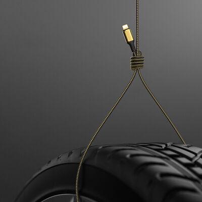 Wiwu Golden Series GD-100 Lightning Data Cable 1.2M