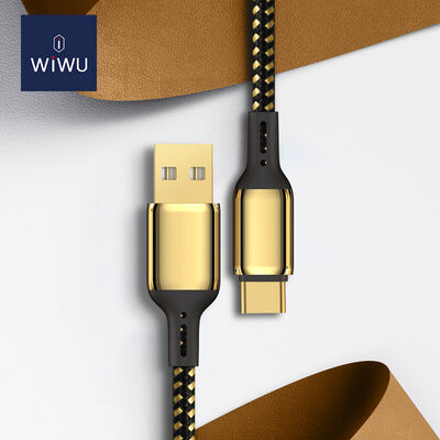 Wiwu Golden Series GD-101 Type-C Data Cable 1.2M