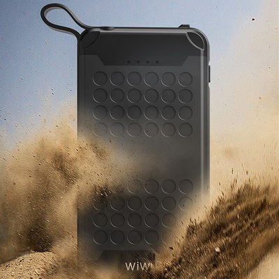 Wiwu PC905 10000 Mah Waterproof Adventurer Suya Dayanıklı Powerbank