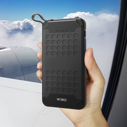 Wiwu PC905 10000 Mah Waterproof Adventurer Suya Dayanıklı Powerbank - Thumbnail