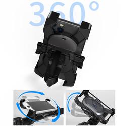 Wiwu PL800 Universal Bisiklet ve Motorsiklet Telefon Tutucu - Thumbnail