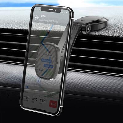 Wiwu PL900 Lotto Magnetik Araç Telefon Tutucu