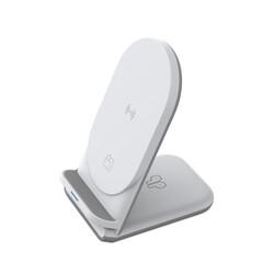 Wiwu Power Air 2 in 1 Kablosuz Şarj Standı - Thumbnail