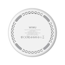 Wiwu Power Air 3 in 1 Kablosuz Şarj Standı - Thumbnail