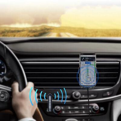 Wiwu YP-05 Bluetooth Receiver Kablosuz Ses Alıcısı
