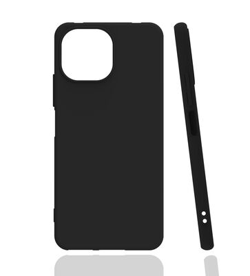 Xiaomi Mi 11 Lite Kılıf Zore Biye Silikon