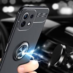 Xiaomi Mi 11 Lite Kılıf Zore Ravel Silikon - Thumbnail