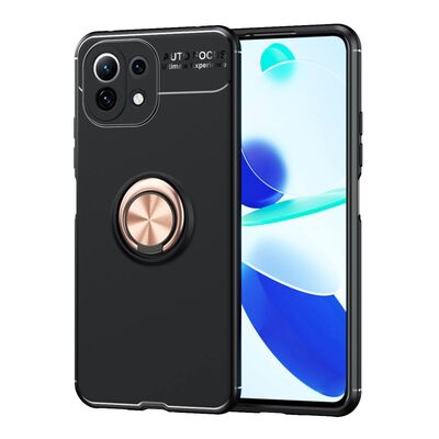 Xiaomi Mi 11 Lite Kılıf Zore Ravel Silikon