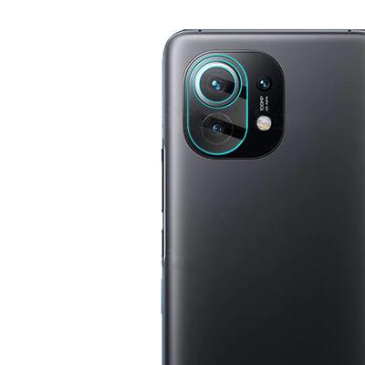 Xiaomi Mi 11 Lite Zore Nano Kamera Camı