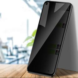Xiaomi Mi 11 Lite Zore New 5D Privacy Temperli Ekran Koruyucu - Thumbnail