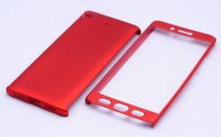 Xiaomi Mi 5 Kılıf Zore 360 3 Parçalı Rubber Kouma - Thumbnail