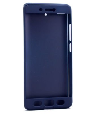 Xiaomi Mi 5 Kılıf Zore 360 3 Parçalı Rubber Kouma