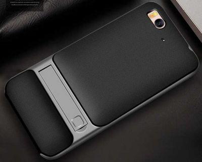 Xiaomi Mi 5S Kılıf Zore Standlı Verus Kapak