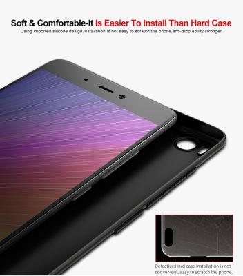 Xiaomi Mi 5S Kılıf Zore İmax Silikon Kamera Korumalı