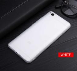 Xiaomi Mi 5S Kılıf Zore İmax Silikon Kamera Korumalı - Thumbnail