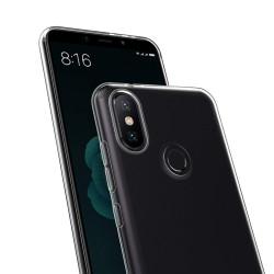 Xiaomi Mi A2 Lite Kılıf Zore Süper Silikon - Thumbnail