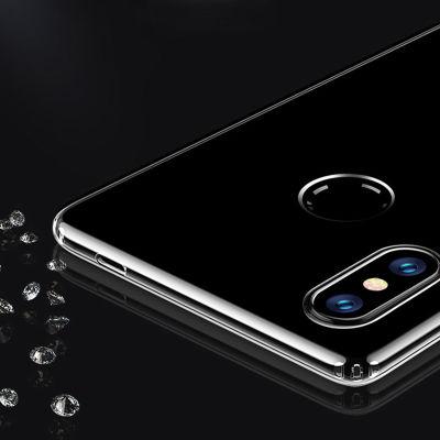 Xiaomi Mi A2 Lite Kılıf Zore Süper Silikon