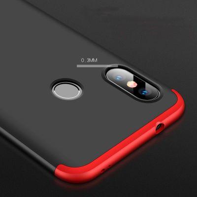 Xiaomi Mi A2 Lite Kılıf Zore Ays Kapak