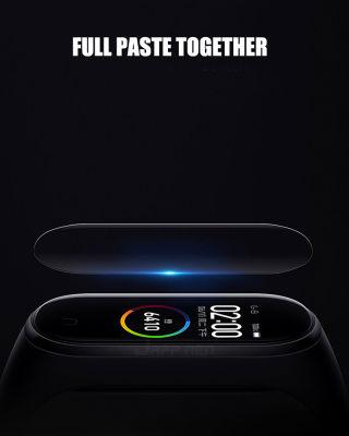 Xiaomi Mi Band 3 Zore Narr Tpu Body Ekran Koruyucu
