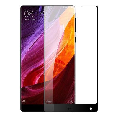 Xiaomi Mi Mix 2S Zore Kenarları Kırılmaya Dayanıklı Cam Ekran Koruyucu