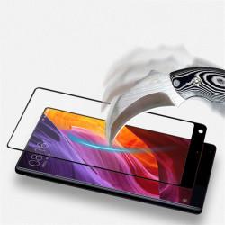 Xiaomi Mi Mix 2S Zore Kenarları Kırılmaya Dayanıklı Cam Ekran Koruyucu - Thumbnail