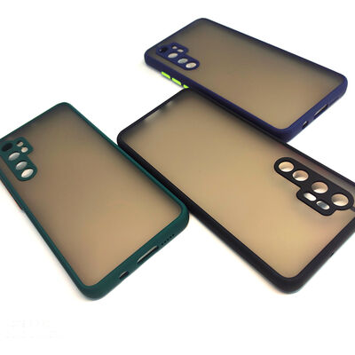 Xiaomi Mi Note 10 Lite Kılıf Zore Hux Kapak