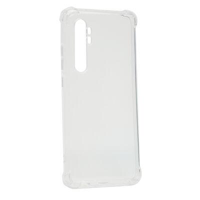 Xiaomi Mi Note 10 Lite Kılıf Zore Kamera Korumalı Nitro Anti Shock Silikon