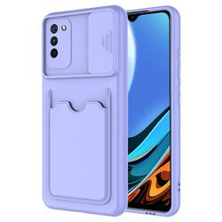 Xiaomi Poco M3 Kılıf Zore Kartix Kapak - Thumbnail